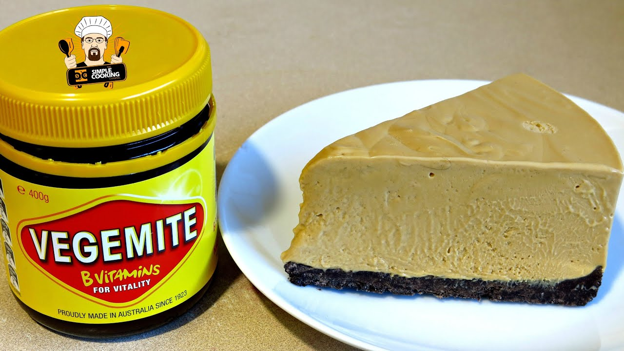 Vegemite cheesecake recipe youtube vegemite cheesecake recipe forumfinder