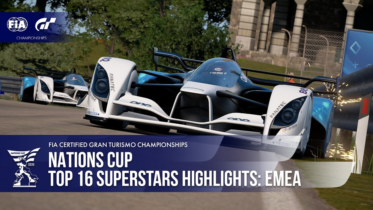 Opening Lap Drama! Gran Turismo Sport Top 16 Superstars Highlights thumbnail