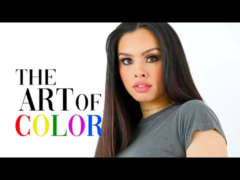 THE ART OF COLOR *game changing*