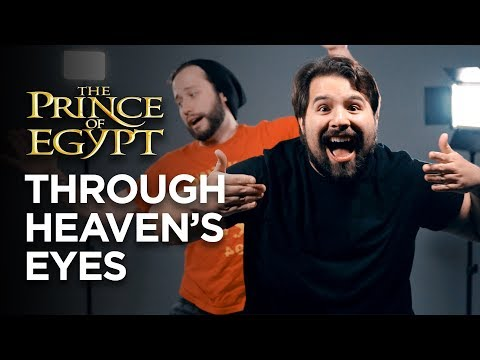 Through Heaven's Eyes (Prince of Egypt) - Cover by Caleb Hyles and Jonathan Young