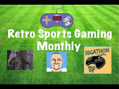 Retro Sports Gaming Monthly - O'Dell & Toolie - Detroit Kumite VI - January 2018
