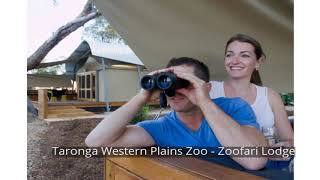 Taronga Western Plains Zoo - Zoofari Lodge