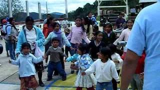 Festival Diciembre 2009, Mixteca Oaxaqueña, Fondo para la Paz.