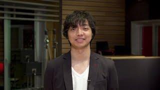 Thank You Disney / 「星に願いを」(三浦大知)メッセージ&楽曲試聴