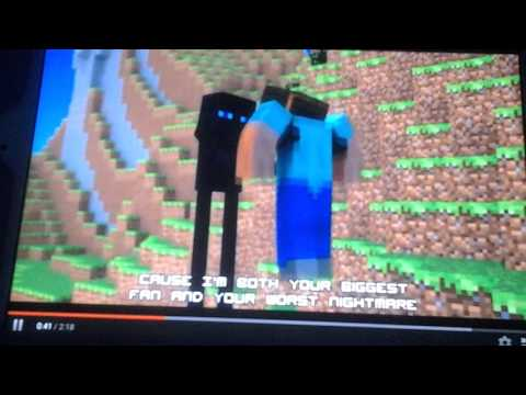 Finlay wach like a enderman