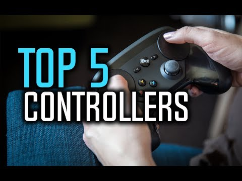 Best PC Gaming Controllers in 2018 - Which Is The best Gaming Controller For PC?