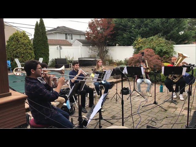 Greg DeAngelis Double Qtet - O.T. | Brave Sound Productions