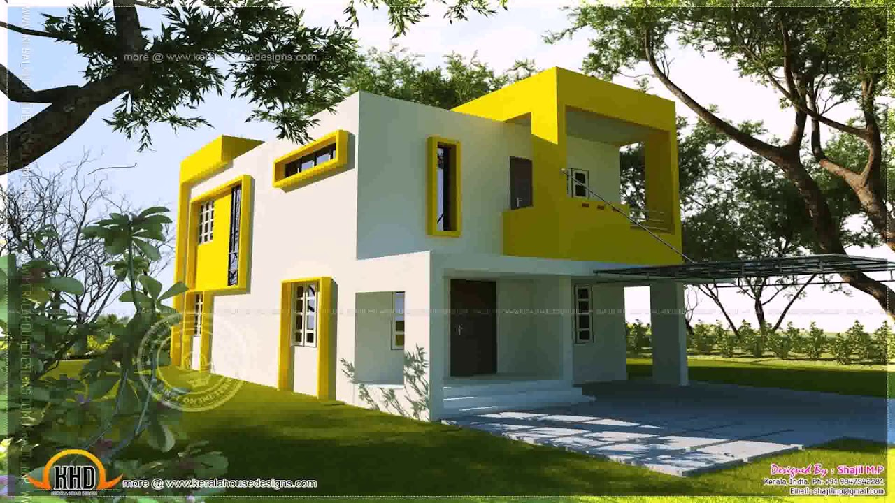 Good Home Exterior Design India Residence Houses