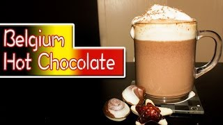 Belgium Hot Chocolate [zonderalcohol]