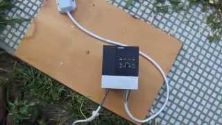 Частотный преобразователь или частотник HYUNDAI N700E 022SF проверка на двигатели циркулярной пилы(Удалось купить преобразователь частоты hyundai n700e-022sf. Цена на частотный преобразователь была около 8500 рублей..., 2014-07-18T17:32:20.000Z)