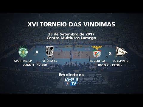 Torneio das Vindimas - jogo 2 - SL Benfica vs SC Espinho
