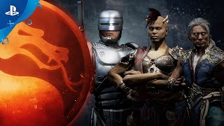 Mortal Kombat 11: Aftermath – Official Gameplay Trailer   PS4