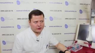 Аппаратное лечение волос. Врач-трихолог Вохмянин Александр Викторович