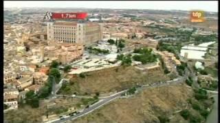 Toledo, Vuelta a España 2010. Ganador Gilbert..