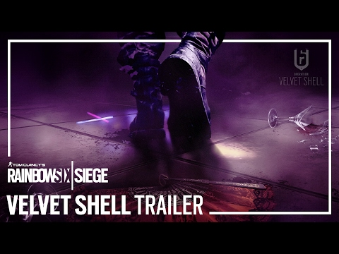 Rainbow Six Siege - Trailer: Lançamento Velvet Shell