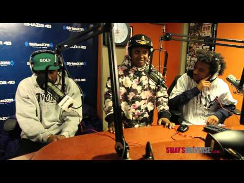 Odd Future Speaks on Not Being Able to Rap on Sway in the Morning