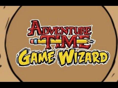 Adventure Time Game Wizard  - Время приключений: Магистр игр на Android