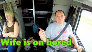 Wife is on Board Rudi's NORTH AMERICAN ADVENTURES 03/20/18 Vlog#1378