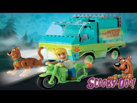 Scooby Doo Lego Oyuncak Blok Seti | Cobi Scooby Doo Türkçe Stop Motion Animasyon izle