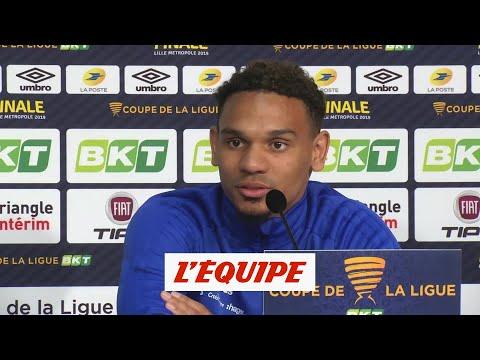 Lala «Pas de favori» - Foot - Coupe de la Ligue - Strasbourg