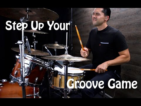 Make Impressive Grooves With These 2 Rudiments - Drum Lesson With Eric Fisher