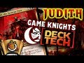 Judith – Game Knights Deck Tech l The Command Zone #251 l Magic: the Gathering EDH