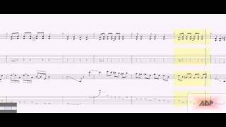 Iron Maiden Tabs - Afraid To Shoot Strangers