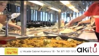 Carne, Pescado, Marisco - King Wok en TVB - Akitú - Canal 4 Mallorca Baleares