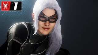 Spider-Man Heist DLC - Part 1 - BLACK CAT