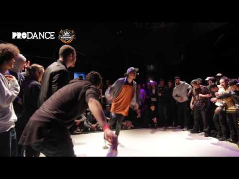 Underdogz vs EXG  | QUARTER FINAL | Dutch BBoy Championships 2015