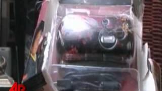 Christmas Surprise: Kiddie Camera Contains Porn