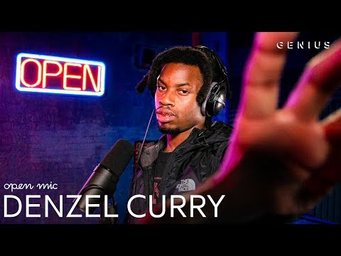 """Denzel Curry """"RICKY"""" (Live Performance) 
