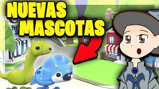 Filtradas 2 Nuevas Mascotas Dinosaurio En Adopt Me Roblox Youtube Trade, buy & sell adopt me items on traderie, a peer to peer marketplace for adopt me players. filtradas 2 nuevas mascotas dinosaurio en adopt me roblox