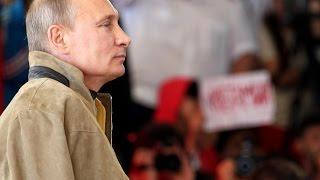 Выступление Владимира Путина на молодежном форуме «Селигер-2014»