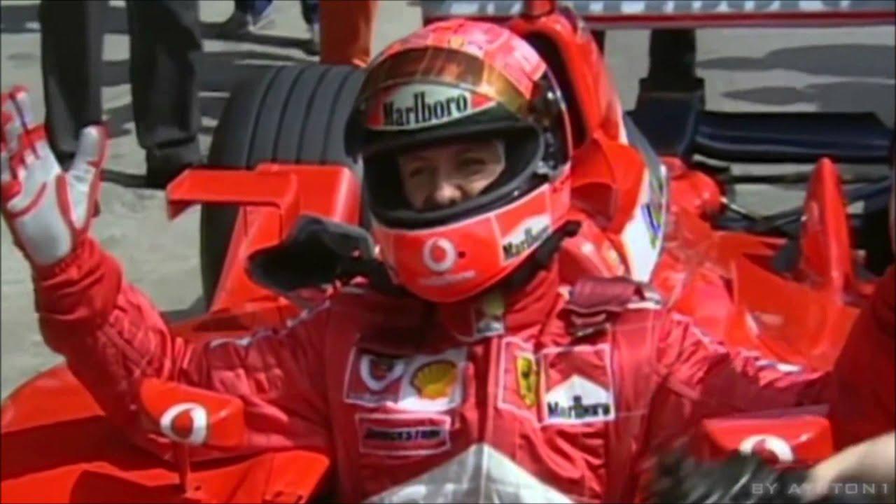 Michael Schumacher Tribute Simply The Best