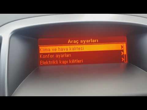 Opel Astra tek kapı açma özelliği YENİ