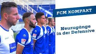 FCM Kompakt - 20 - Kurzvorstellung Neuzugänge 1. FC Magdeburg Teil 1