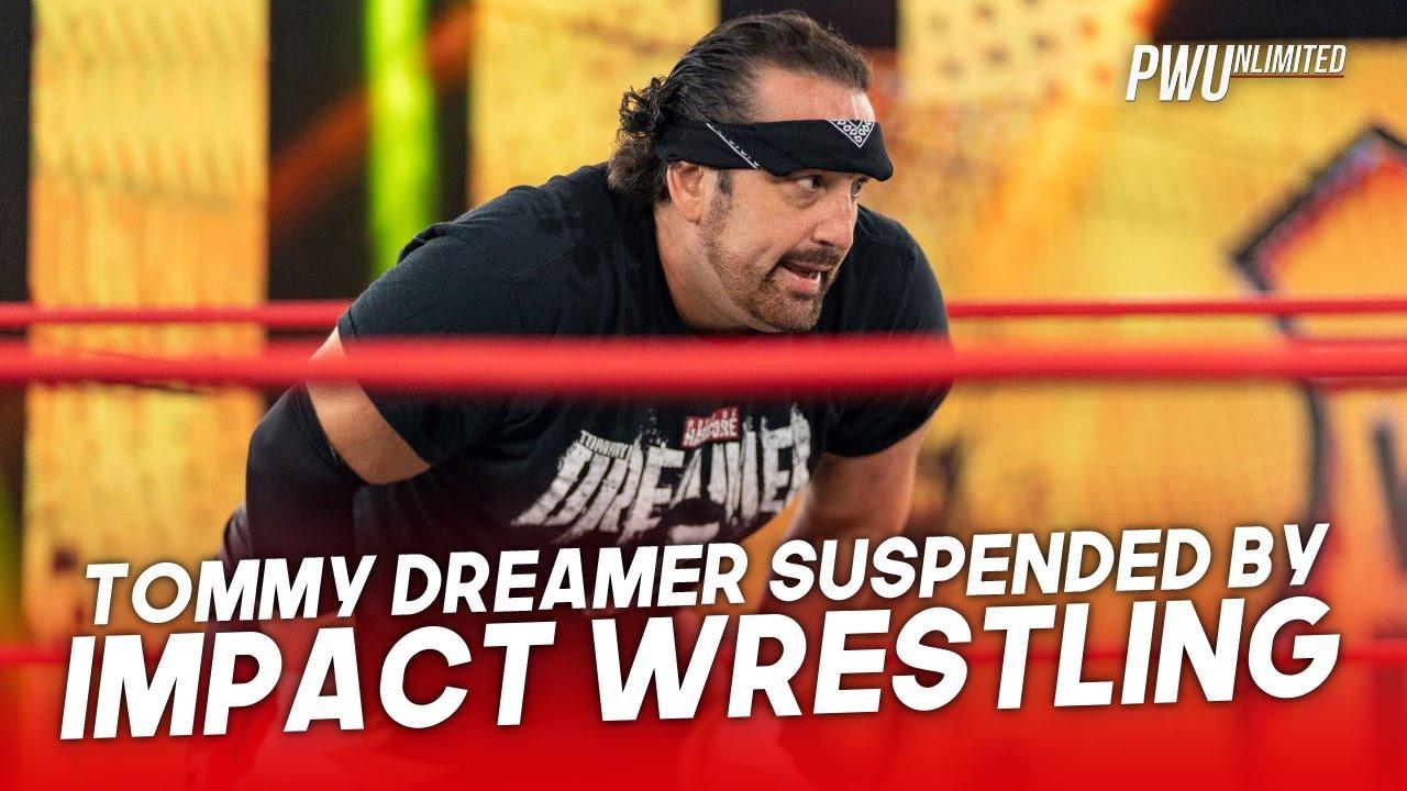 Wrestler Tommy Dreamer Reportedly Suspended For Dark Side of ...