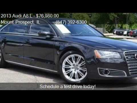 2013 Audi A8 L W12 quattro AWD 4dr Sedan for sale in Mount P  YouTube