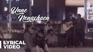 Naam - Unne Nenachaen | Lyric Video | Stephen Zechariah | Srinisha Jayaseelan | SKPRODUCTIONS