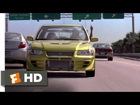 2 Fast 2 Furious (3/9) Movie CLIP - Audition Race (2003) HD poster