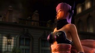 Все кат-сцены в игре за Аянэ(Ayane all cutscenes in game) Do not fo...