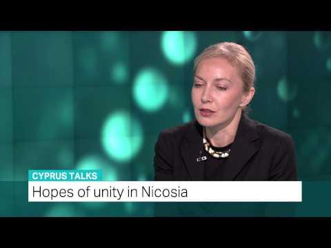 TRT World News - An Island Divided (Interview with Dr. Sylvia Tiryaki)