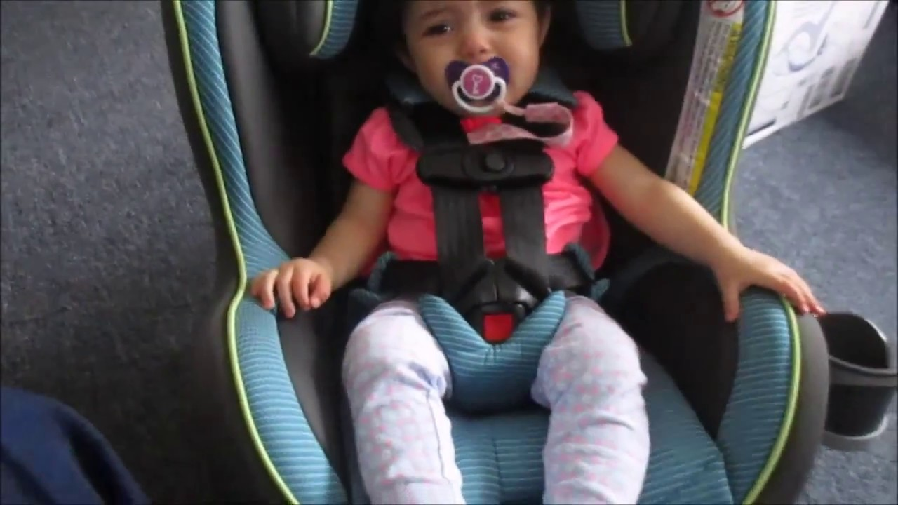 Chicco Nextfit Cx Convertible Car Seat Unboxing