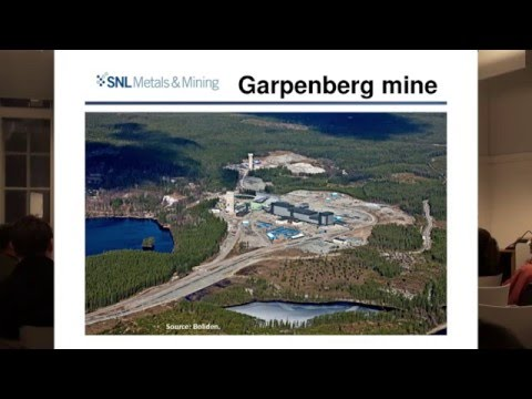 Mining's Contribution to Sustainable Development by Magnus Ericsson, Luleå University of Technology