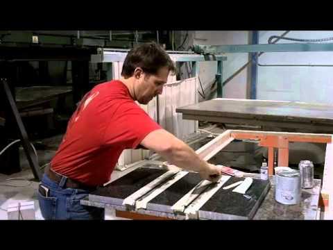 Granite Countertops by CRS Granite - How to Repair a Seam by