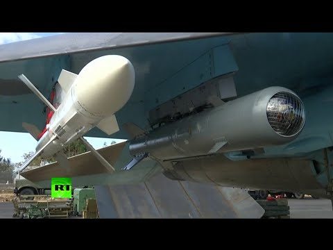 RUSSIAN SU-34 jets get air-to-air missiles for first time since Syrian operation began - End Times