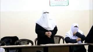 Ucapan Ringkas Balu asSyahid Abdul Aziz Rantisi