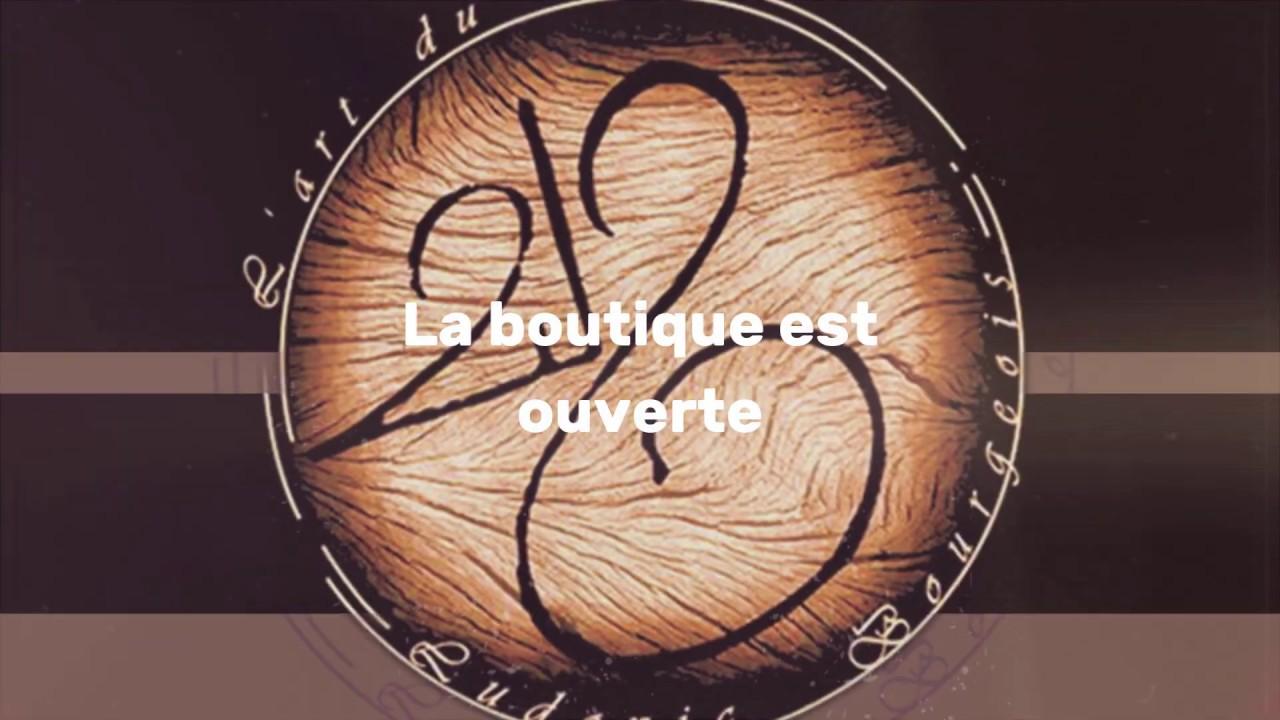 La Boutique Expo Atelier de Ludovic Bourgeois et Arnaud Régalet est ouverte.