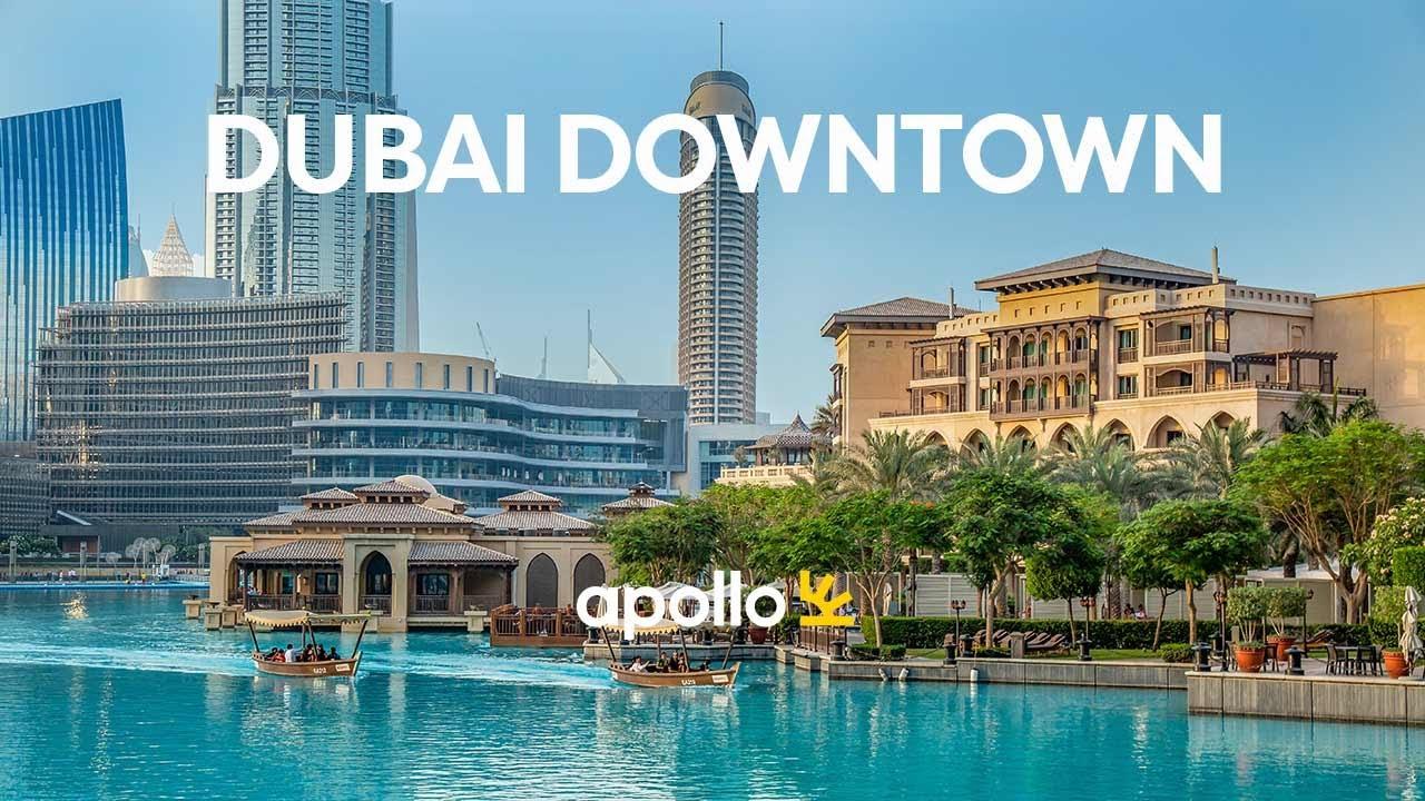 Dubai Downtown Youtube